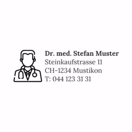 Bild für Kategorie Ärztestempel
